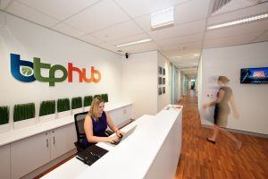 BTP Hub Brisbane Technology Park