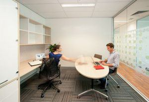 Brisbane Technology Park - Work space