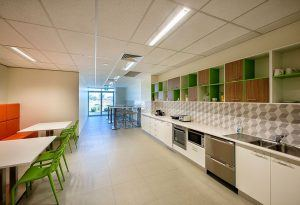 BTP Northshore Hamilton - Kitchen Facilities